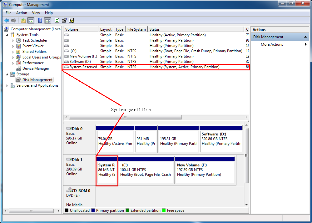 установка второй Windows 7/8/10 на внешний USB жесткий диск